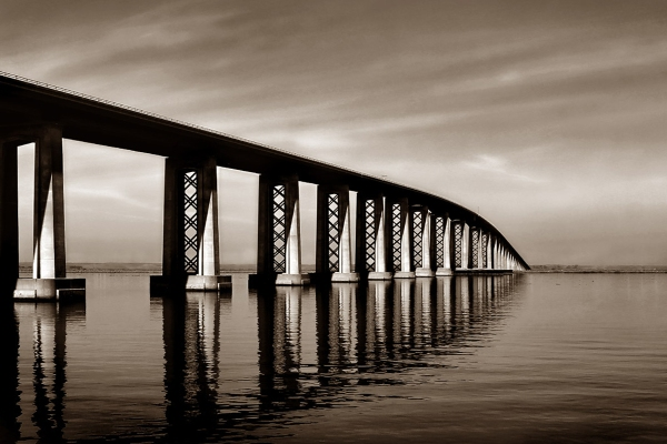 Antioch Bridge — photo by James Lewis